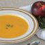 Thumbnail image for Butternut Squash Soup with Arkansas Black Apples, Cream, & Fresh Marjoram, Thyme, and Sage