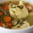 Thumbnail image for Chicken Soup with Egg Dumplings
