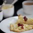 Thumbnail image for Cream Tea:  A Proper Cup of Tea with Cream Scones, Homemade Clotted Cream, & Jam