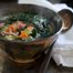 Thumbnail image for Lacinato Blue Kale Soup with Creamy White Beans and Ham (Slow and Lightning Quick)