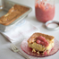 Thumbnail image for Rhubarb Compote-swirl Cornmeal Coffee Cake