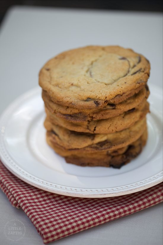 jacques torres' chocolate chip cookies-A Little Zaftig