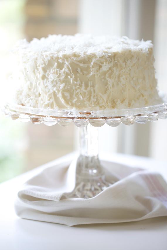 Italian Cream Cake A Little Zaftig
